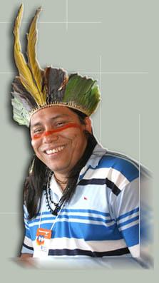 Foto de Daniel Munduruku