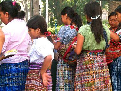 Foto por Rudy Girón da Antigua Daily Photo e usada sob uma licença Creative Commons.