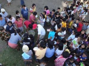 Centro de Evacuação da Escola Fundamental Travesia