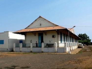 Infermeria, Ospedale Ayres de Menezes