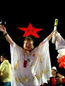 Celebrazione nelle strade di Natal, Rio Grande do Norte