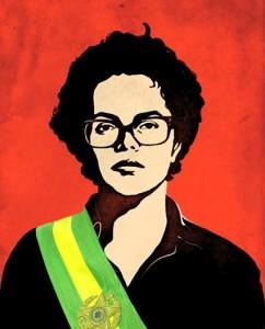 L'immagine che mancava: Dilma