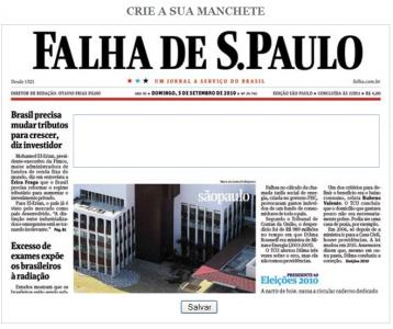 Il generatore di titoli del Falha