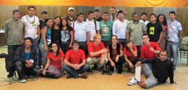 Ultima foto di gruppo. Fonte: Indios Online