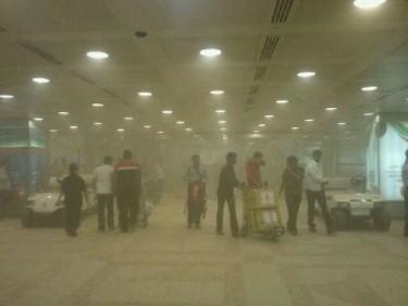 Massive Sandstorm in Kuwait