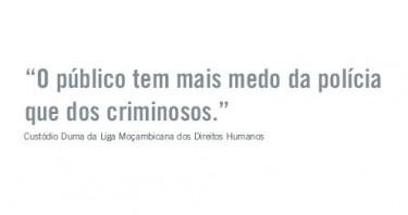 """Relatório da Amnistia Internacional """"Licença Para Matar - Responsabilização da Polícia em Moçambique"""" (2008) .pdf"""