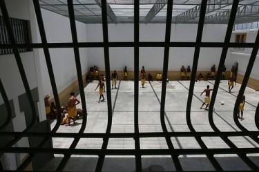 Instalações da Penitenciária Lemos de Brito, Bahia. Foto de Gov/Ba no Flickr (CC BY 2.0)