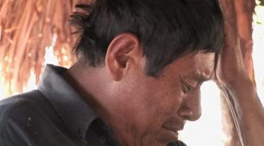 Screenshot of The Dark Side of Green documentary