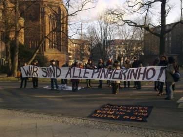 """We are all Pinheirinho"". Photo by Christian Russau, used with permission"