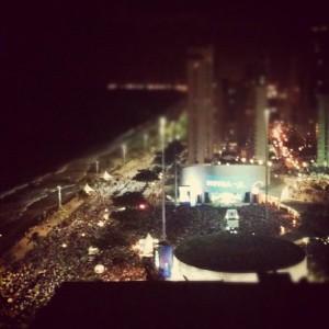 Foto de Dusa Sales (@mdudasales_) tirada em Recife e partilhada pelo Twitter