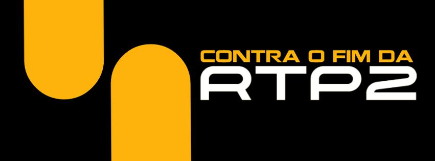 """Culture is priceless. We all have the right to it and the responsibility to maintain and pass it on. We can't let RTP2 be shut down!"" Image shared on the Facebook page ""Contra o Fim da RTP2"" [Against the End to RTP2]."