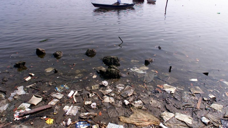 """Put an End to Pollution in Guanabara Bay!"" in the Pressure Cooker"