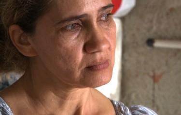 """Francisca de Pinho Melo em """"Minidoc: Francisca perdeu tudo por estar no caminho da Transoeste."""" Agência Pública"""
