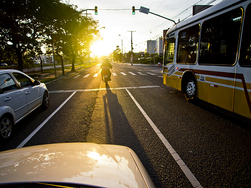 Ônibus em Porto Alegre. Foto de mardruck no Flickr (CC BY-NC-ND 2.0)