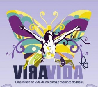 Projeto ViraVida SESI oferece cursos profissionalizantes para criança, adolescentes e travestis/ Vira Vida SESI/Facebook
