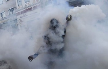 The tear gas exported to Turkey was also bought by the Federal Government for use during the World Cup 2014 and Olympics. Photo: Agência Pública (used under a Creative Commons license)