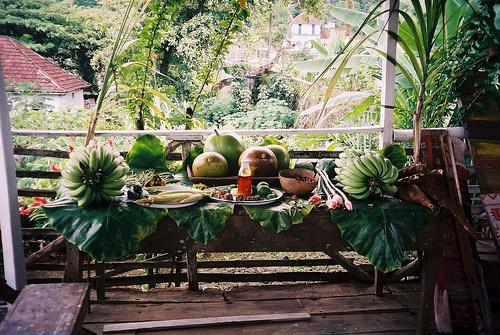 Roça de S. João, São João de Angolares, São Tomé e Principe. Foto de Maria Cartas no Flickr (CC BY-SA 2.0)
