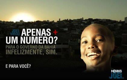 Imagem publicada na página de Facebook Mídia Periférica acompanhando a nota de repúdio da Associação de Moradores do Nordeste de Amaralina.