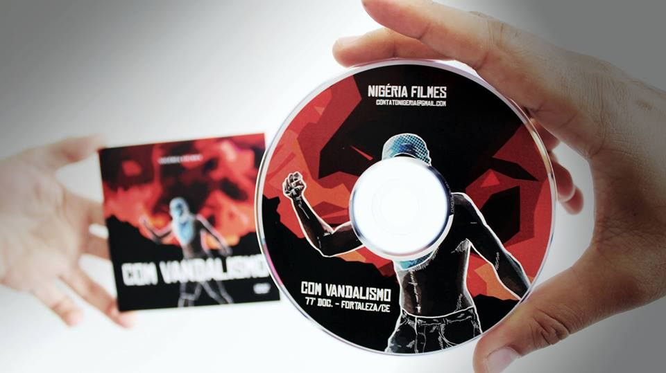 DVD of the documentary Com Vandalismo on the Facebook page of Coletivo Nigéria. Watch the film by way of the article, Brazil's Vinegar Revolt Captured in Independent Film