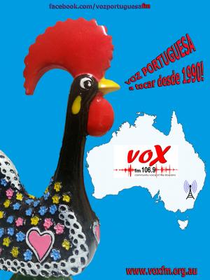 Programa 'Voz Portuguesa' da Rádio VoxFM em Wollongong, Austrália