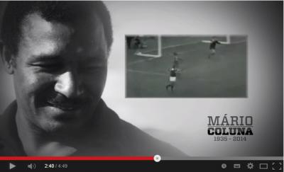 """Uma video-reportagem de Miguel Custódio no Youtube apresenta a vida e carreira do """"Monstro Sagrado"""" em 5 minutos. Clique para visualizar."""