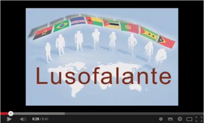 Clique para ouvir o teaser do programa de rádio Lusofalante