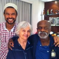 Luis Henrique, Seu Oswaldo e Juvelina