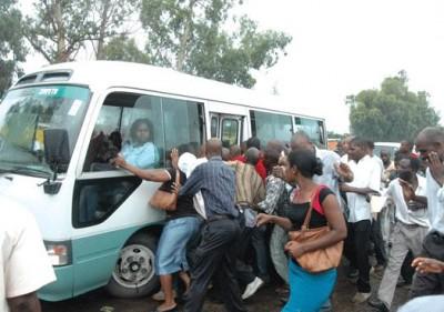 Crise de Transporte na Cidade de Maputo