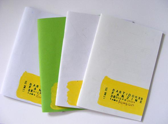 Bastidores Fanzine é o primeiro fanzine moçambicano.