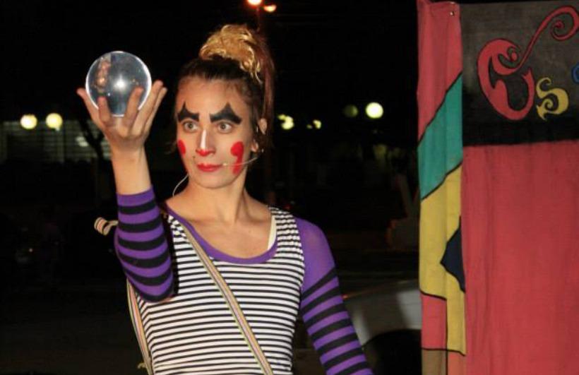 A atriz e produtora cultural Luana Barbosa, morta durante uma blitz da polícia militar. Foto: Reprodução Facebook