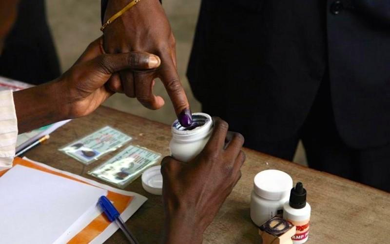 Votação em Nampula. Foto do Txeka