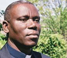 Padre Casimiro Congo. Foto: CabindaNation