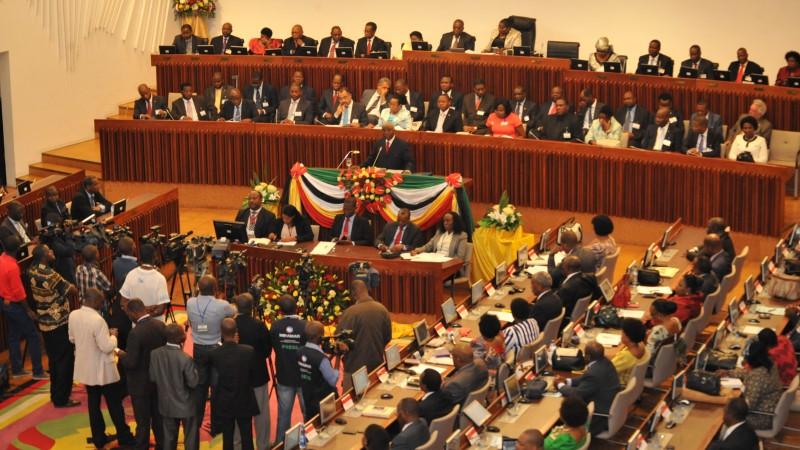 Parlamento de Moçambique
