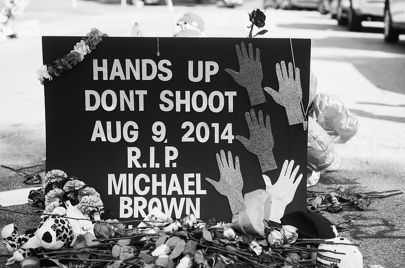 Ferguson. Comoção, indignação e mobilização. Foto por Jamelle Bouie (Flickr) CC BY - 2.0