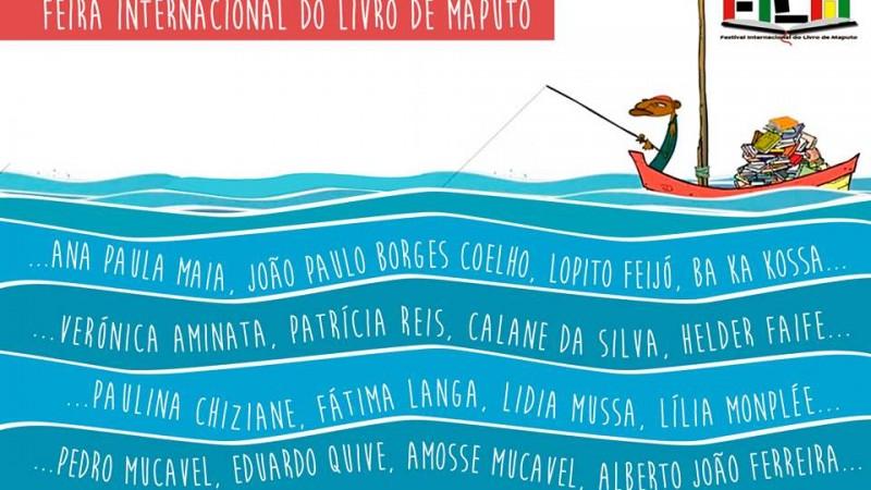 Feira Internacional do Livro de Maputo. Imagem: Centro Cultural Brasil e Moçambique. Reprodução autorizada