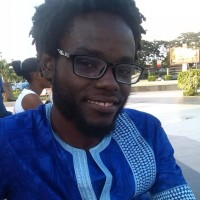 Mbanza Hamza, um dos 15 ativistas detidos. Foto: Central Angola 7311. Reproducao autorizada