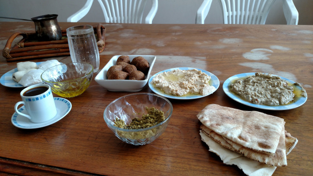 Com restaurante físico, Talal pretende expandir negócio e deixar serviço de culinária síria ainda mais acessível. Crédito: Rodrigo Borges Delfim