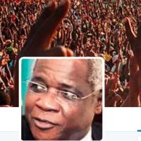 Captura de imagem da conta do Twitter de Afonso Dhalakma, lider da RENAMO