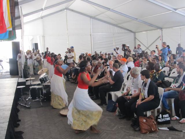Em 2014, Fórum foi em Joanesburgo. Em 2016, será a vez do Brasil voltar a receber o evento. Crédito: Rodrigo Borges Delfim/MigraMundo