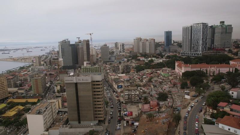 Vista sobre Angola. Foto: Foto: Eliza Capai/Publica