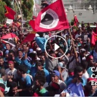 Manifestacao de 22 de Março em Dili. Imagens publicadas pelo Centro Audio Visual Max Stahl.