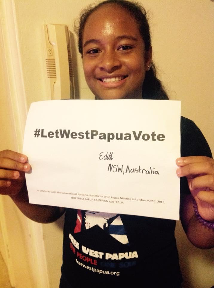 Fonte: Free West Papua Campaign Australia / Facebook