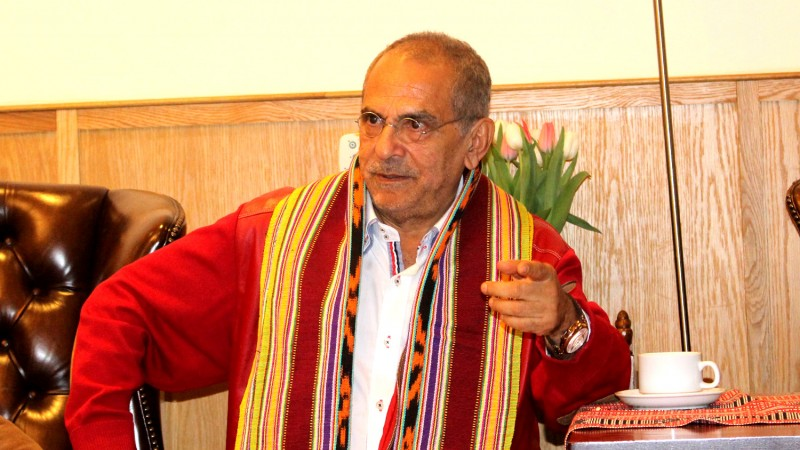 Jose Ramos Horta Oxford 11 Abril 2016