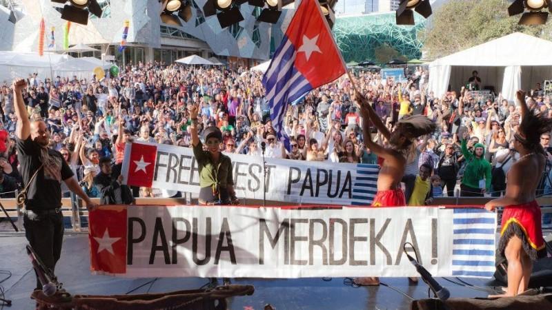"Fonte: ""Free West Papua Campaign"""