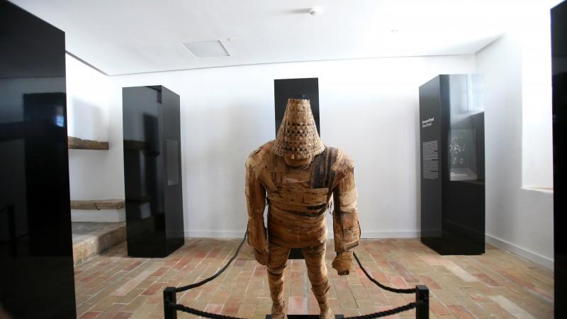 Inauguração Núcleo Museológico da Rota de Mercado de Escravos