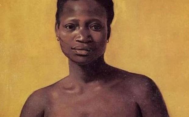 Teresa de Benguela foi uma líder quilombola no Brasil do século 18, durante o Brasil colonial. Viveu no atual estado do Mato Grosso. Imagem: reprodução
