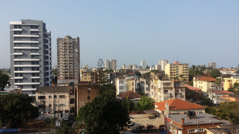 Cidade de Maputo, capital de Moçambique. Foto: Alexandre Nhampossa/GV