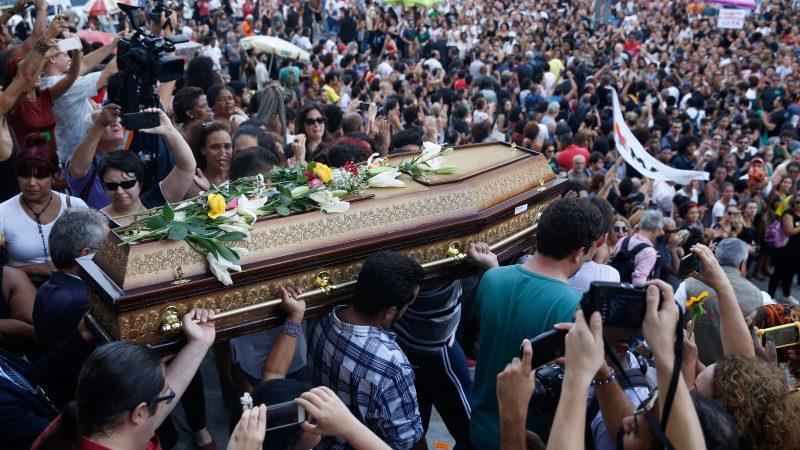 Abundan noticias falsas en internet sobre la vida de Marielle Franco tras su asesinato · Global Voices en Español