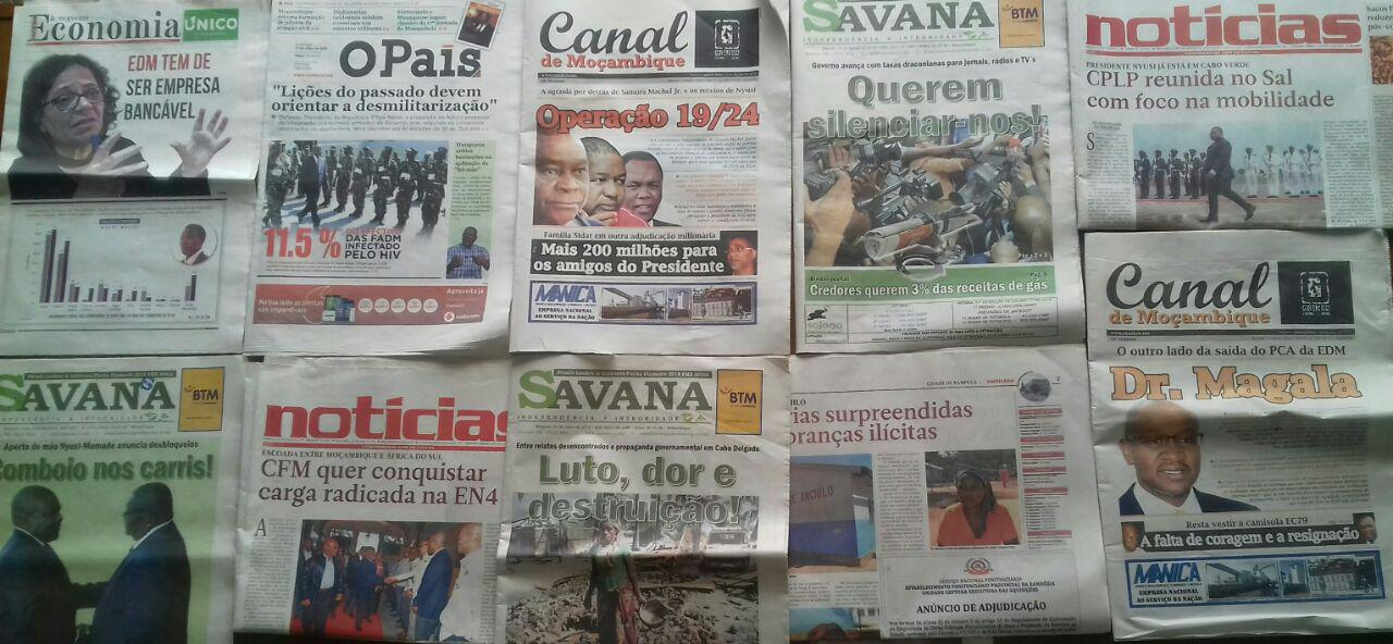 Journalists face obstacles covering elections in Mozambique, according to regional observer