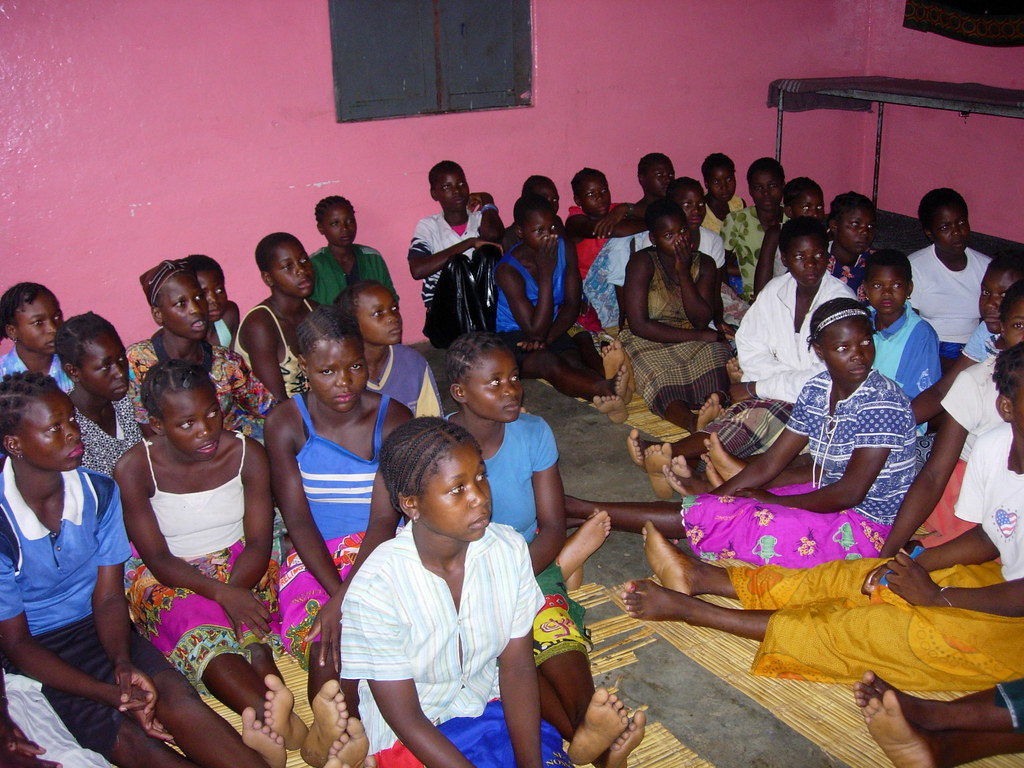 Mozambique school girls' dorm | by Mr.Fink's Finest -- Photos is licensed under CC BY-NC-SA 2.0